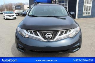 Used 2014 Nissan Murano AWD **WOW** FINANCEMENT FACILE !! for sale in Laval, QC