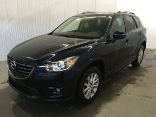 Used 2016 Mazda CX-5 Gs 2.5 Gps T.ouvrant for sale in Shawinigan, QC