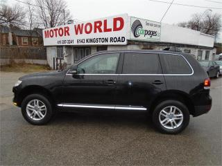 Used 2009 Volkswagen Touareg 2 Comfortline for sale in Scarborough, ON