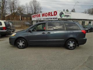 Used 2009 Toyota Sienna CE for sale in Scarborough, ON