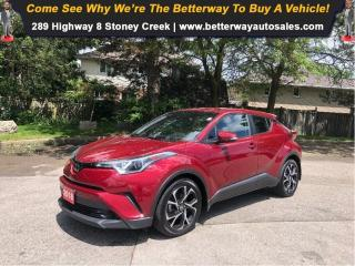 Used 2018 Toyota C-HR Backup Cam| Heat Seat| B-Tooth| Keyless Ent for sale in Stoney Creek, ON