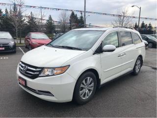 Used 2016 Honda Odyssey EX-L for sale in Brampton, ON