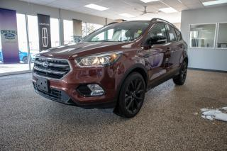 Used 2018 Ford Escape Titanium 2.0L Ecoboost Moonroof, Navigation, Sport Appearance Package and more for sale in Okotoks, AB