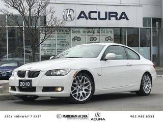 Used 2010 BMW 328i xDrive Coupe for sale in Markham, ON
