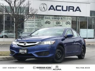 Used 2016 Acura ILX PREMIUM for sale in Markham, ON