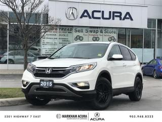 Used 2015 Honda CR-V EX AWD LaneWatch Cam, Moonroof, Heated Seats for sale in Markham, ON