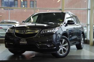 Used 2016 Acura MDX Elite *Loaded* 360 Camera* for sale in Vancouver, BC