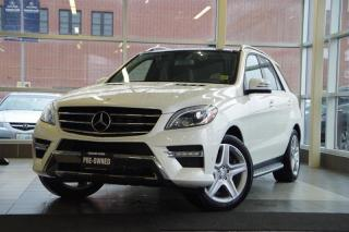 Used 2013 Mercedes-Benz ML 350 4MATIC *Low Kms* Loaded*DVD for sale in Vancouver, BC
