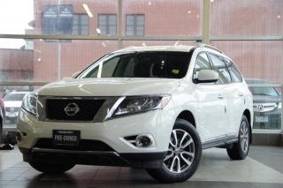 Used 2014 Nissan Pathfinder SL V6 4x4 at 7 PASS for sale in Vancouver, BC