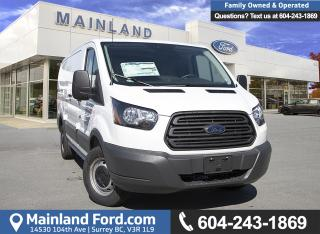 New 2018 Ford Transit 250 for sale in Surrey, BC