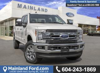 Used 2019 Ford F-350 Lariat 618A for sale in Surrey, BC