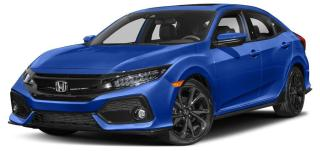 New 2019 Honda Civic Sport Touring for sale in Waterloo, ON