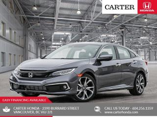 New 2019 Honda Civic Touring for sale in Vancouver, BC