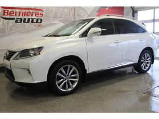 Used 2015 Lexus RX 350 Premium+ Comfort for sale in Lévis, QC