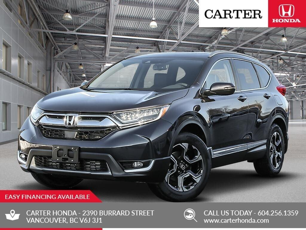 Used 2019 Honda Cr V Touring For Sale In Vancouver British Columbia