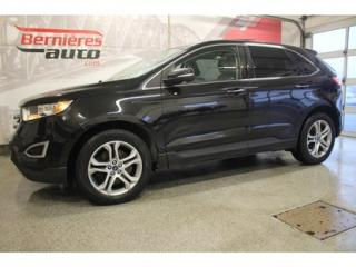 Used 2015 Ford Edge Titanium AWD for sale in Lévis, QC