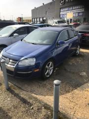 Used 2008 Volkswagen Jetta 4dr I4 Man Trendline for sale in St-Hyacinthe, QC