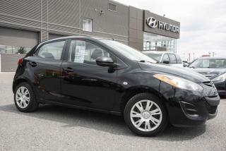 Used 2013 Mazda MAZDA2 GX manuelle 4 portes for sale in St-Hyacinthe, QC