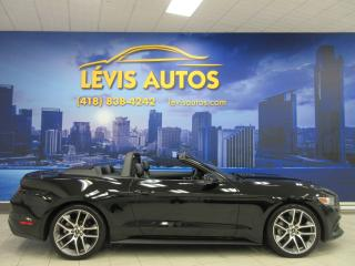 Used 2015 Ford Mustang Premium for sale in Lévis, QC