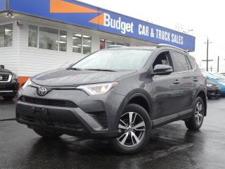 Used 2018 Toyota RAV4 Intuitive AWD, Lane Departure Warning, Bluetooth for sale in Vancouver, BC