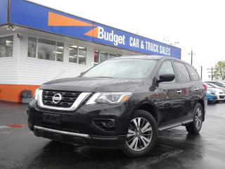 Used 2017 Nissan Pathfinder All Wheel Drive, Value Priced, 7 Passenger for sale in Vancouver, BC