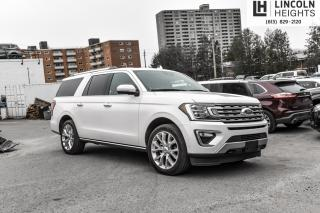 Used 2018 Ford Expedition Max Limited for sale in Ottawa, ON