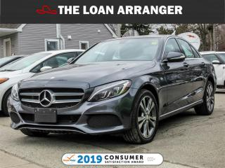 Used 2015 Mercedes-Benz C 300 for sale in Barrie, ON