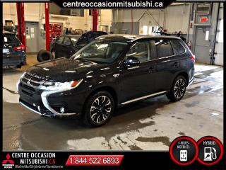 Used 2018 Mitsubishi Outlander PHEV SE HYBRIDE RECHARGEABLE for sale in St-Jérôme, QC