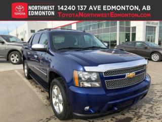 Used 2012 Chevrolet Avalanche LTZ | 4X4 | Nav | Backup Cam | Heat Seats | Blueto for sale in Edmonton, AB