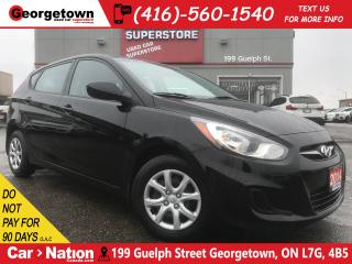 Used 2014 Hyundai Accent GLS | AUTO | PWR GROUP | A/C | HTD SEATS for sale in Georgetown, ON