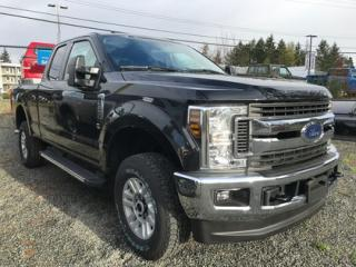 New 2019 Ford F-250 XLT 603A 6.2L SuperCab for sale in Duncan, BC