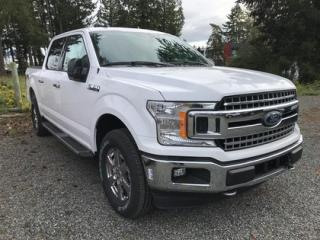 New 2019 Ford F-150 XLT 300A 2.7L SuperCrew for sale in Duncan, BC