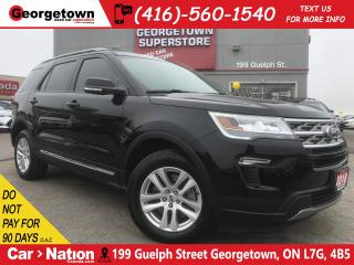 Used 2018 Ford Explorer XLT | 4WD | LEATHER | NAVI | PANO ROOF | BU CAM for sale in Georgetown, ON