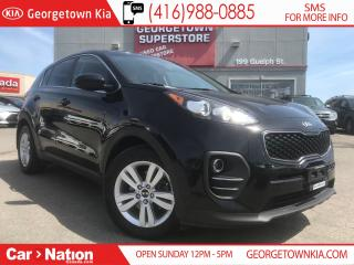 Used 2017 Kia Sportage LX | BU CAM | ALLOYS | FWD | 1 OWNER for sale in Georgetown, ON