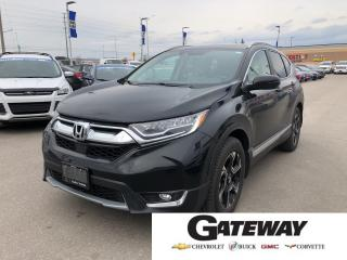 Used 2017 Honda CR-V Touring|Heated Seats|Navigation|Panoramic Moon| for sale in Brampton, ON