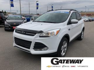 Used 2015 Ford Escape SE|4x4|back up camera|bluetooth|fog lights| for sale in Brampton, ON