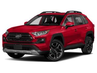 New 2019 Toyota RAV4 TRAIL for sale in Moncton, NB