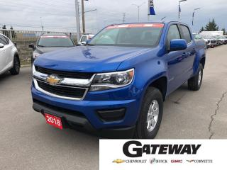 Used 2018 Chevrolet Colorado 4WD Work Truck for sale in Brampton, ON