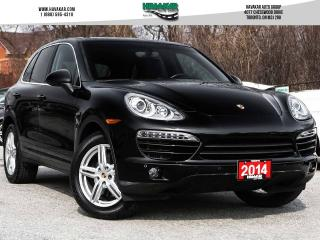 Used 2014 Porsche Cayenne DIESEL for sale in North York, ON