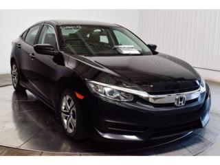 Used 2016 Honda Civic LX A/C for sale in L'ile-perrot, QC
