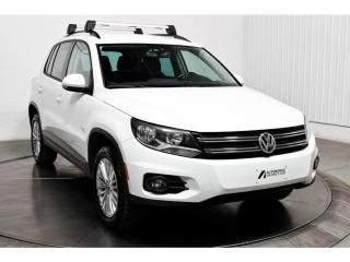 Used 2016 Volkswagen Tiguan CONFORTLINE 4MOTION for sale in L'ile-perrot, QC
