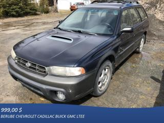 Used 1997 Subaru Outback LIMITED for sale in Rivière-Du-Loup, QC