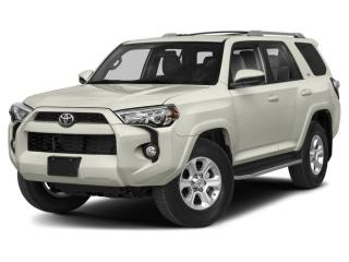 New 2019 Toyota 4Runner for sale in Fredericton, NB