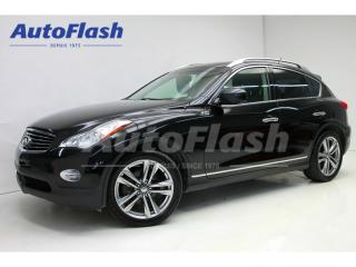 Used 2012 Infiniti EX35 Journey Camera-360 for sale in St-Hubert, QC