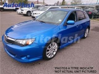 Used 2010 Subaru Impreza 2.5l Sport Package for sale in St-Hubert, QC