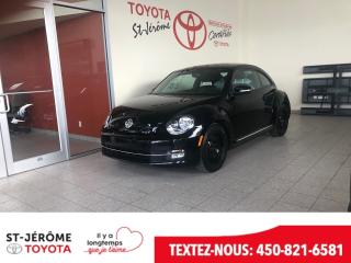Used 2012 Volkswagen Beetle Sportline for sale in Mirabel, QC