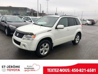Used 2010 Suzuki Grand Vitara JLX AWD for sale in Mirabel, QC