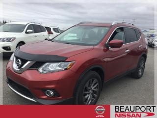 Used 2016 Nissan Rogue SL AWD ***CUIR / TOIT / NAVIGATION*** for sale in Beauport, QC