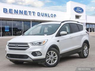Used 2018 Ford Escape SEL AWD for sale in Regina, SK