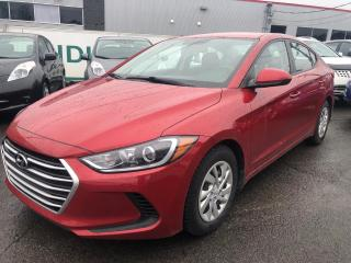Used 2017 Hyundai Elantra Hyundai Elantra LE 2017 for sale in Québec, QC